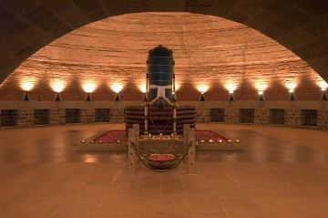 Dhyanalinga Temple, Isha Yoga Center Coimbatore India