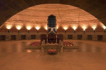 Dhyanalinga Temple, Isha Yoga Center Coimbatore India